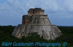 Uxmal Mayan Ruins_1