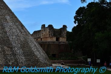 Uxmal Mayan Ruins_4